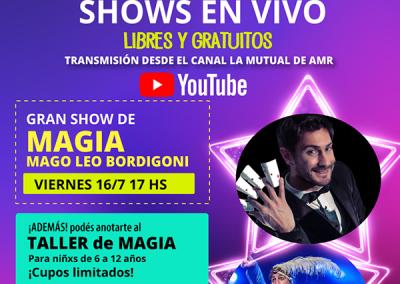 Shows en vivo