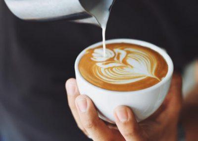 Especialistas del café en casa